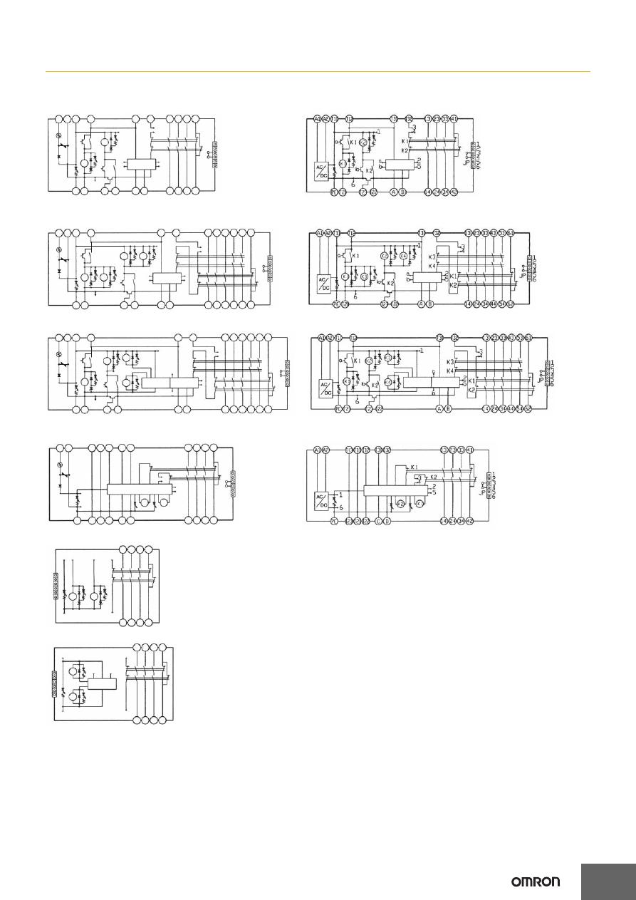 G9SA-501 AC/DC24 Datasheet (PDF Download) 4/17 Page - Omron ... on
