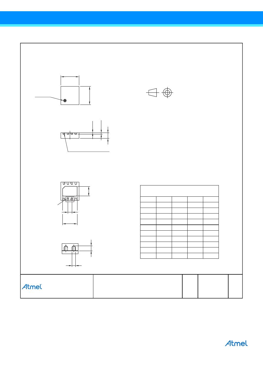 ATA6560-GBQW Datasheet (PDF Download) 16/17 Page - Atmel