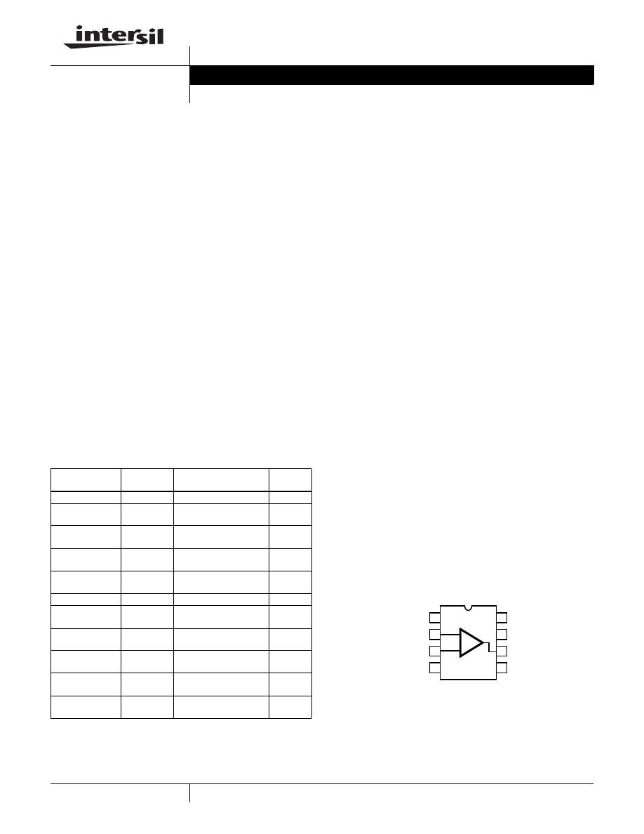 ca3130ez datasheet  pdf download  1  17 page