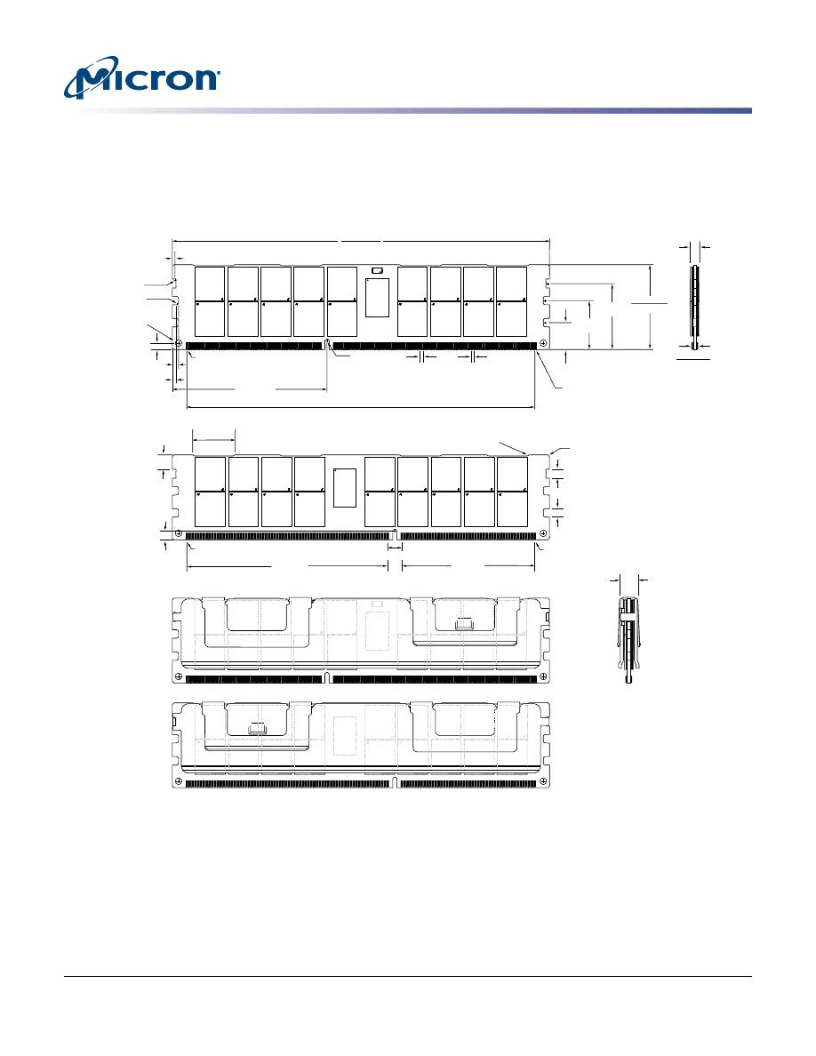 MT72KSZS4G72PZ-1G1D1 Datasheet (PDF Download) 23/23 Page