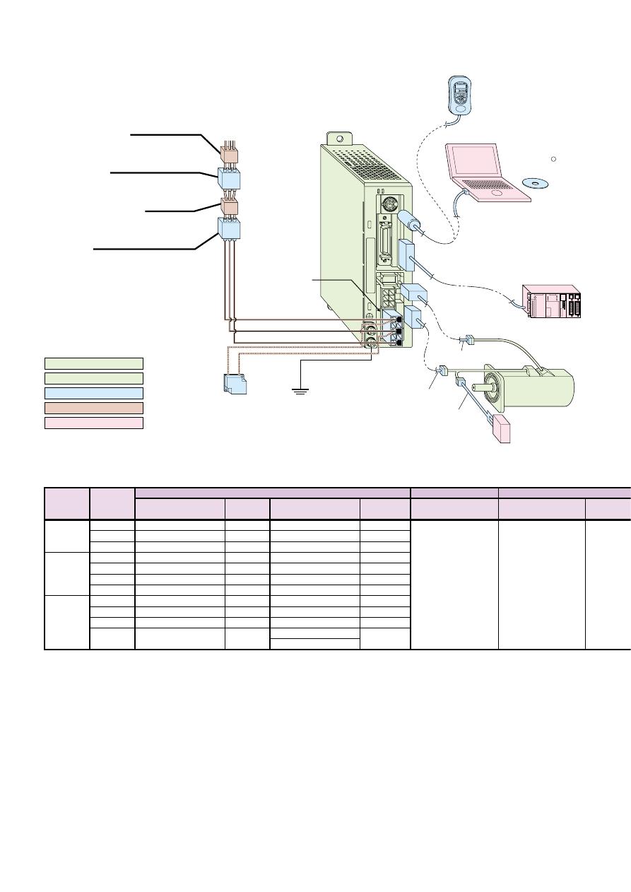 Dv0p0770 Datasheet Pdf Download 7 30 Page Panasonic Industrial Servo Motor Wiring Diagram Example