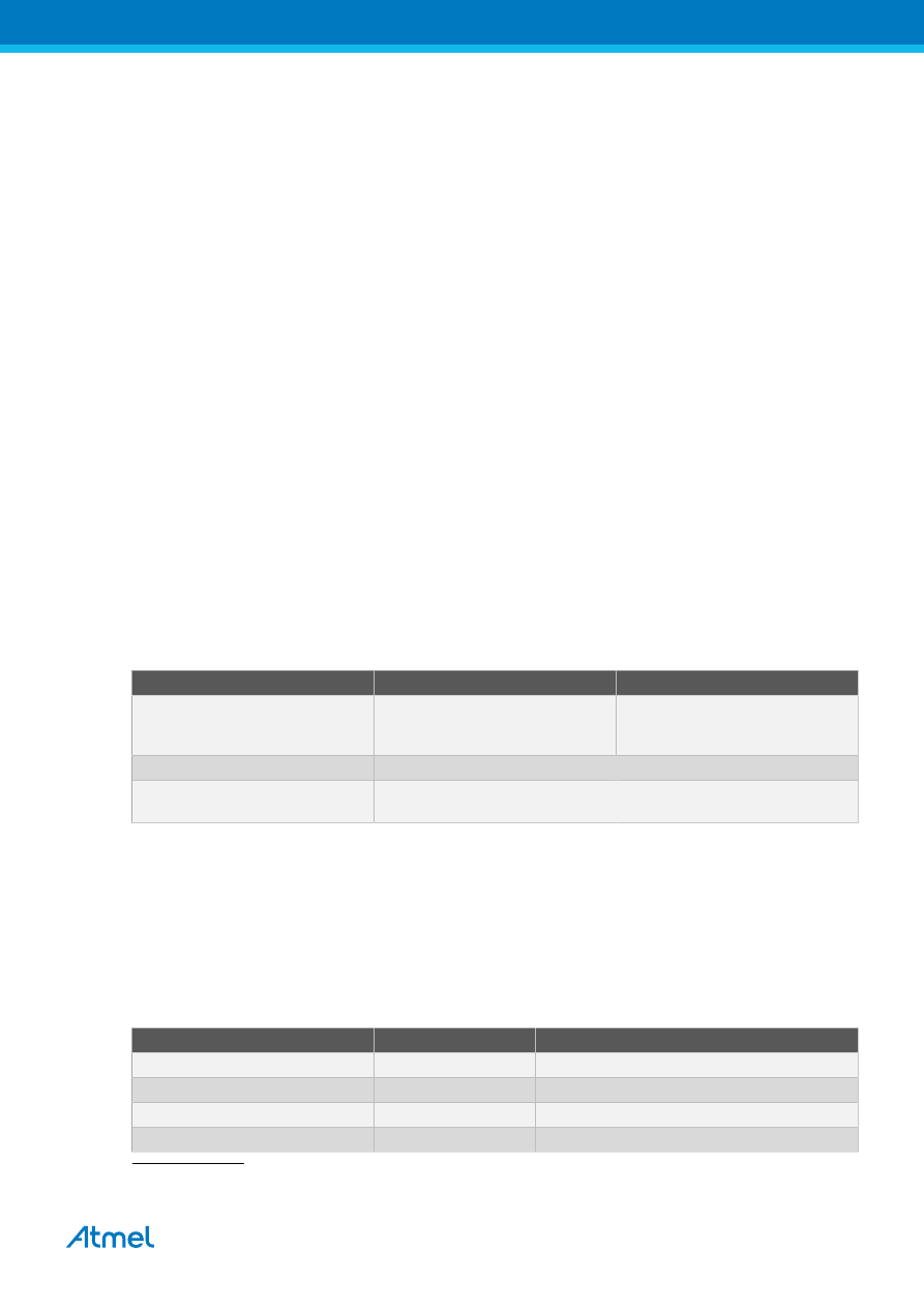 ATXMEGAA1U-XPRO Datasheet (PDF Download) 6/21 Page - Atmel