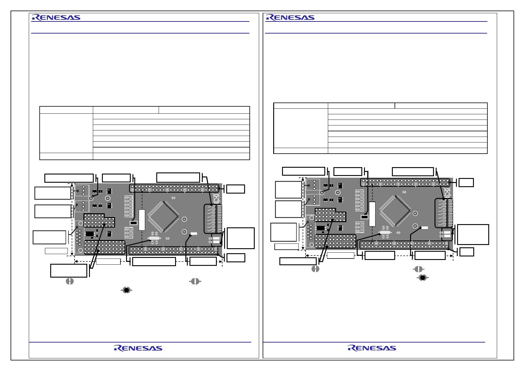 QB-78K0RFG3-TB Datasheet (PDF Download) 1/2 Page - Renesas