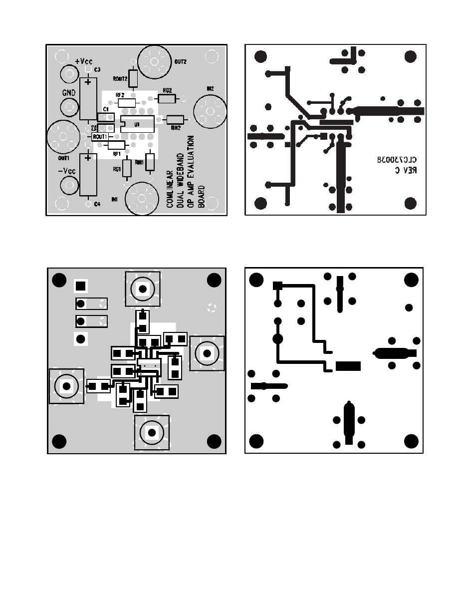 CLC730036 Datasheet (PDF Download) 3/4 Page - Texas Instruments