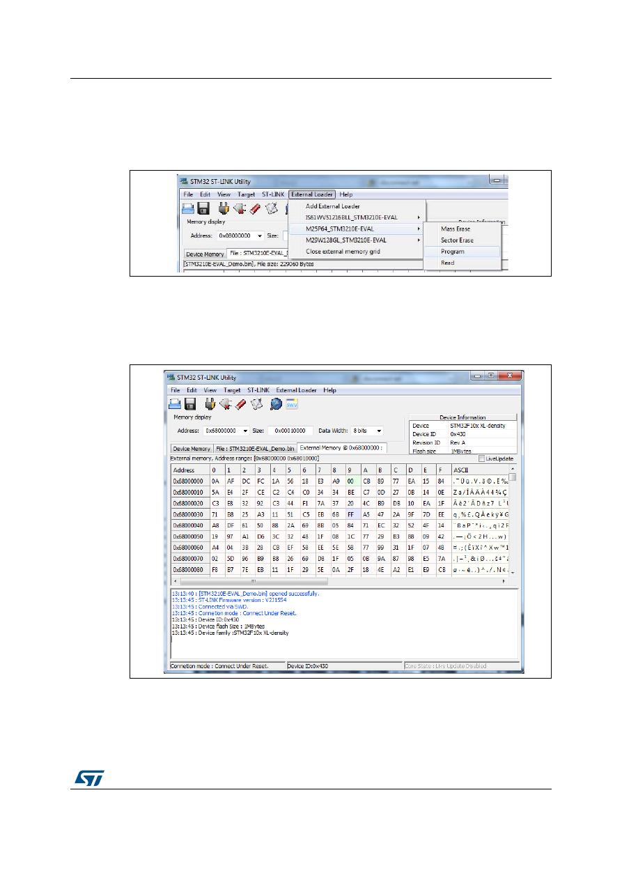 ST-LINK/V2 Datasheet (PDF Download) 15/43 Page