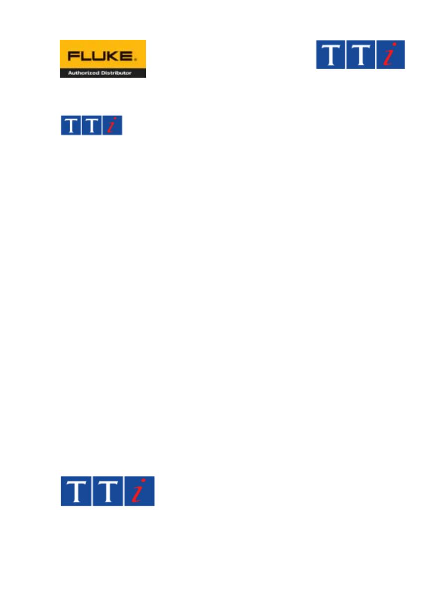 80PT-EXT Datasheet (PDF Download) 3/3 Page - Fluke Electronics