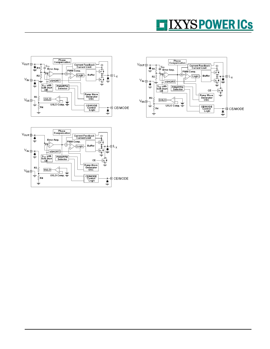 Ixd3235a12cmr G Datasheet Pdf Download 9 27 Page Ixys Integrated Pwm Amplifier Circuit