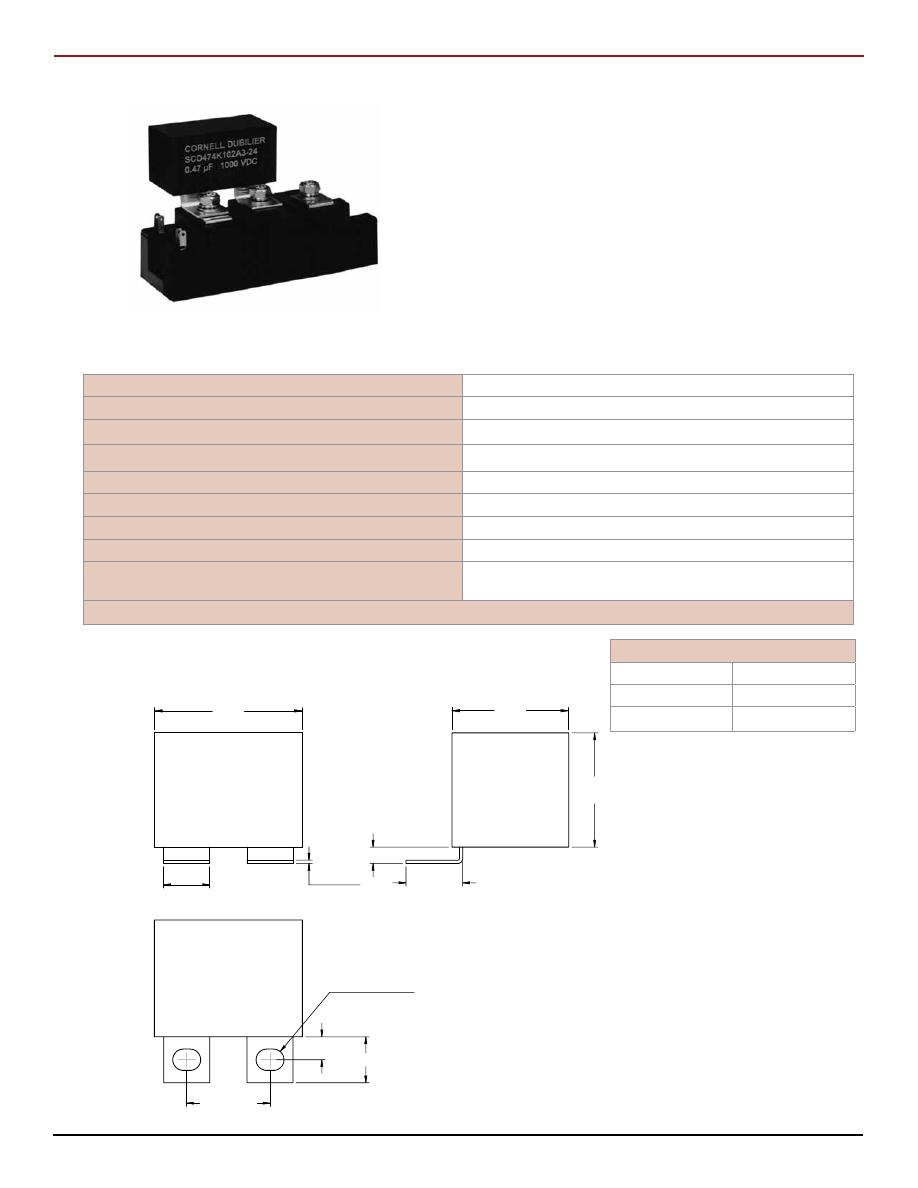 SCD105K122A3Z25-F