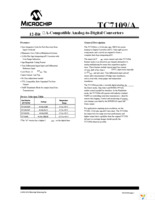TC7109CPL Datasheet (PDF Download) 20/32 Page - Microchip