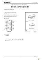 Tc4081bp ics 12 in stock to buy, photo, pdf datasheet, rfq, obsolete.
